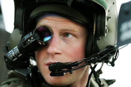Британский принц Гарри завершил службу в Афганистане