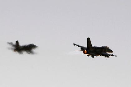 Самолеты ВВС Израиля трижды пролетели над Ливаном
