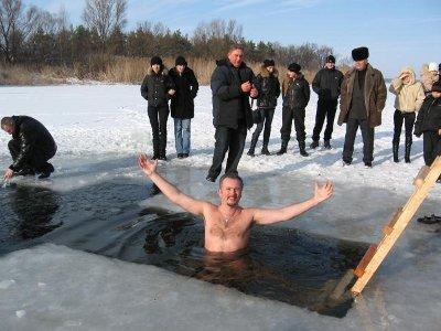 Власти определились с местами для крещенских купаний
