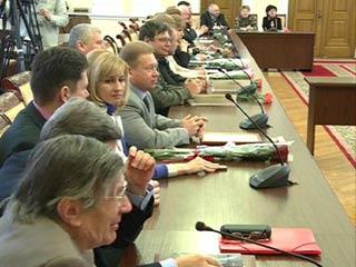 Смоленских журналистов поздравили в преддверии Дня печати
