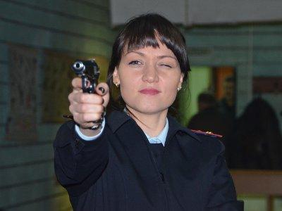 В регионе впервые устроили конкурс «Мисс Полиция»