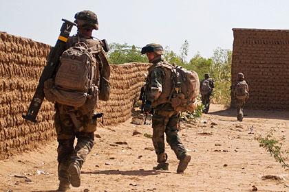 Туареги в Мали начали партизанскую войну