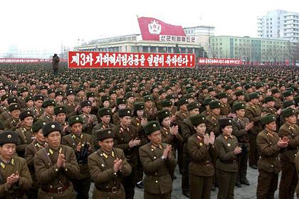 КНДР уличили в модернизации ракетной пусковой площадки