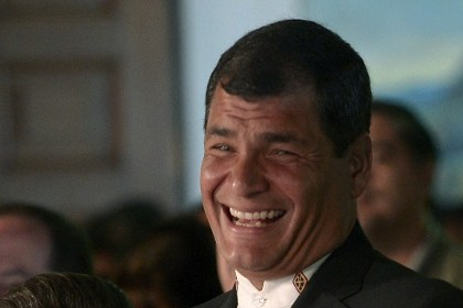 Президента Эквадора переизбрали на второй срок