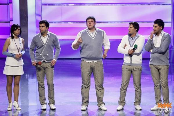 Вяземский «Ананас» не прошёл в четвертьфинал «вышки» КВН