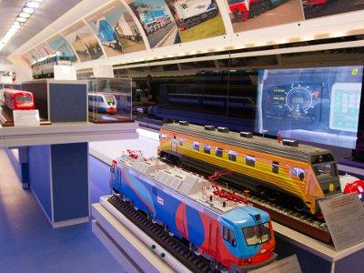 В Смоленскую область прибудет уникальный поезд-выставка