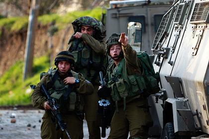 Израильтяне арестовали группу палестинских депутатов