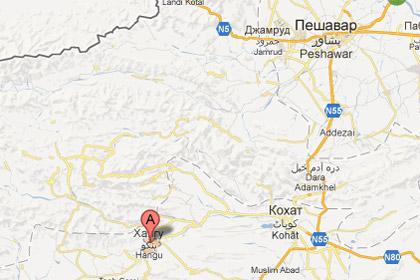 В Пакистане взорвали выходивших из мечети мусульман