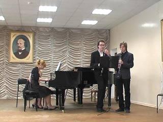 Студенты Смоленского музыкального училища стали победителями V всероссийского фестиваля-конкурса «Юный концертмейстер»
