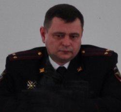 В Вяземском районе новый начальник полиции