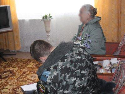 Тверская старушка поспособствовала поимке пятерых ограбивших ее смолян