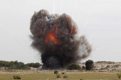Израиль обстреляли из Газы впервые за три месяца