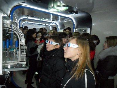 Уникальный «Поезд инноваций» побывал в Смоленске