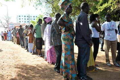 В Гамбии госслужащим разрешили работать четыре дня в неделю