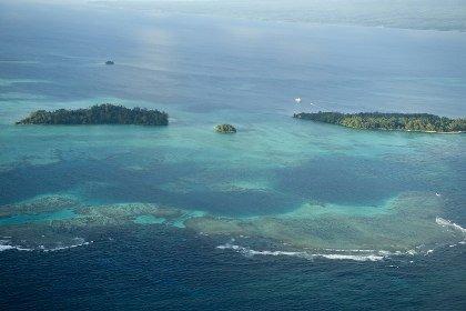 Вызванное мощным землетрясением цунами достигло Соломоновых островов