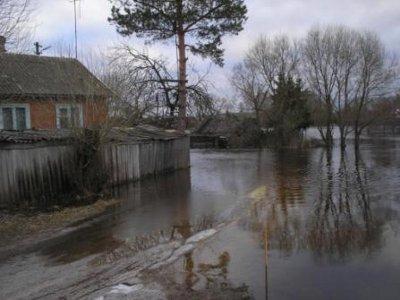 Паводком может подтопить 20 населенных пунктов Смоленской области
