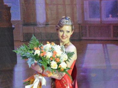 В Смоленске выбрали «Мисс Полицию — 2013»