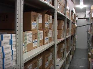 В Смоленске появились складские помещения для хранения льготных лекарств