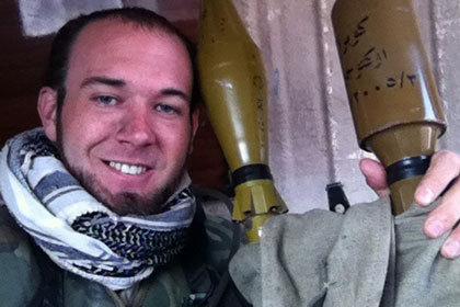 К сирийским повстанцам примкнул американский солдат