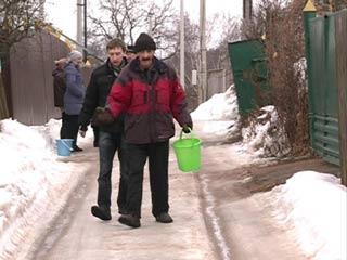 Жители Сортировки остались без водопровода