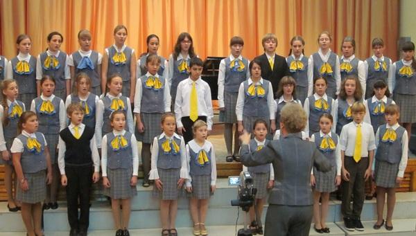 В Смоленске выберут лучший детский хор