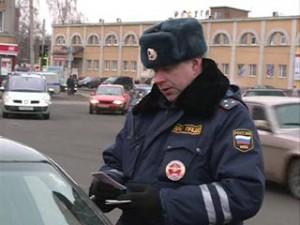 Сотрудники Госавтоинспекции объявили войну нарушителям среди таксистов