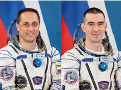 Два космонавта стали почетными гражданами города Гагарина