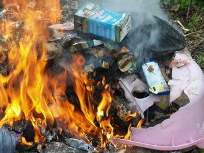 В новых правилах благоустройства расписали запрещенные виды борьбы с мусором