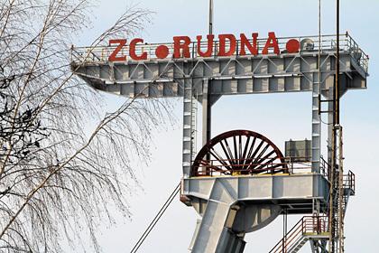 Всех заваленных в польской шахте горняков нашли живыми