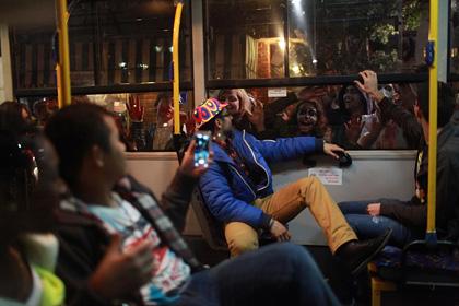 Израиль ввел для палестинцев отдельные автобусы