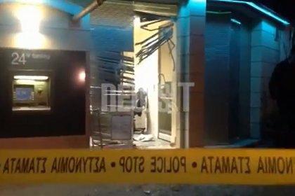В Лимасоле напали на отделение банка
