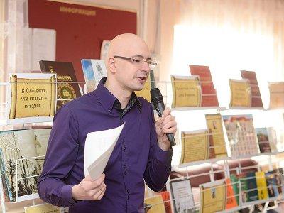 В Смоленске стартовала Неделя детской и юношеской книги