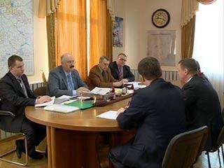 Смоленский вице-губернатор подвел итоги работы коммунальных служб в дни снегопада