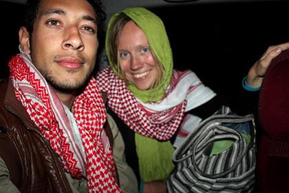 В Египте освободили двух похищенных на Синае туристов
