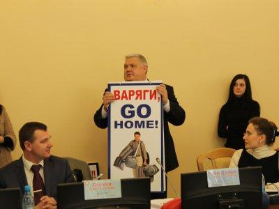 Алашеев призвал прокуратуру отреагировать на пикет Виноградова против «варягов»