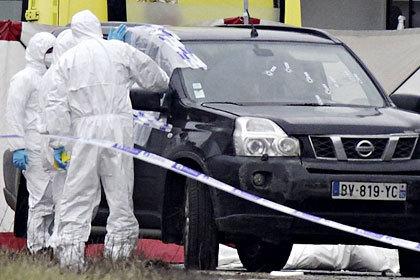 Бельгийская полиция застрелила подозреваемого в терроризме во время погони