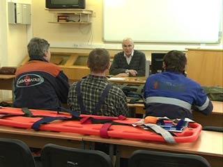 Работники смоленской службы газа получили квалификацию спасателей