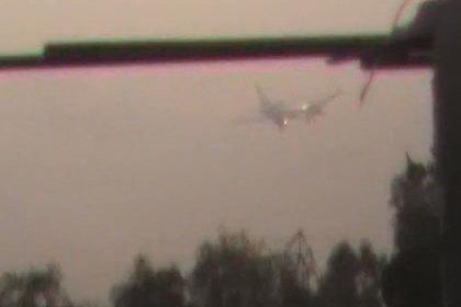 Сирийские повстанцы сбили иранский транспортный самолет