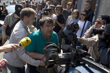 Во Франции скончался экс-глава баскских сепаратистов