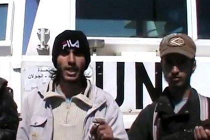Сирийские повстанцы назвали условие освобождения миротворцев ООН