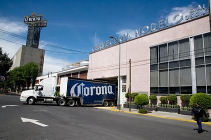 Семь человек погибли на пивном заводе в Мехико