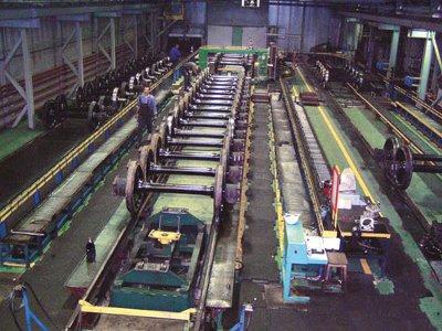 Новой продукции Рославльского ВРЗ корпорация из США выдала сертификат качества