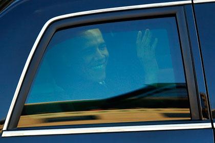 В Коннектикуте на пути кортежа Обамы арестовали вооруженного мужчину