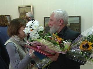 Смоленские любители живописи оценили выставку Светослава Арайса