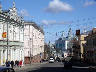 Большую Советскую закроют на три недели для перекладки теплотрассы