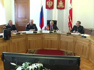 Смоленские казаки придут на помощь полицейским в охране общественного порядка