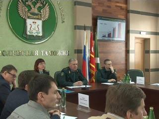 Смоленская таможня перечислила в федеральный бюджет около 90 миллиардов рублей