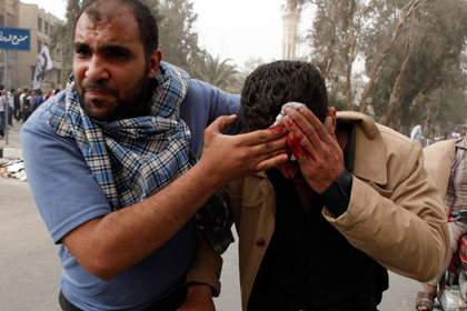 Египетских военных обвинили в пытках оппозиционеров