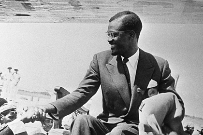 Британскую разведку уличили в причастности к казни Патриса Лумумбы