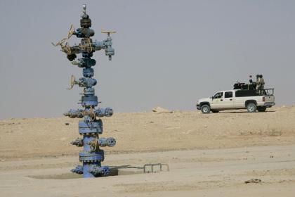 В Ираке боевики напали на газовое месторождение